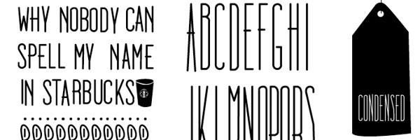 10 Great New Free Fonts For Your Designing Projects