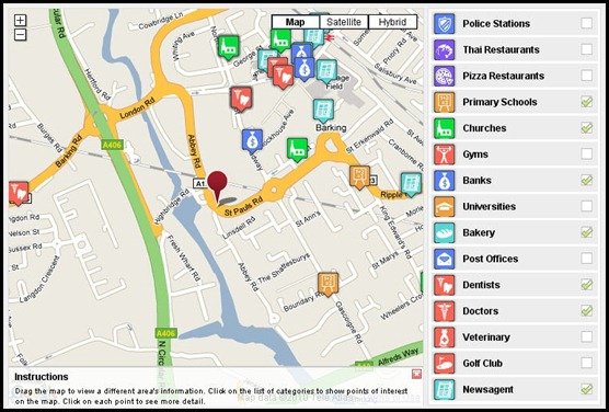 10 Easy to Use jQuery Google Maps Plugins and Tutorials