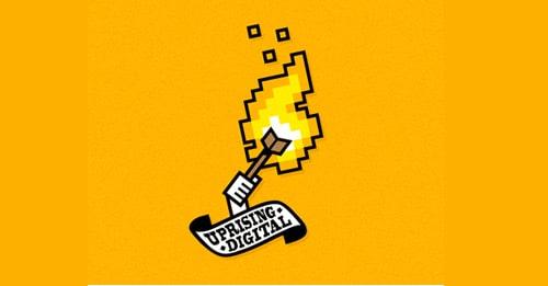 Useful Burning Logos for Hot Organizations