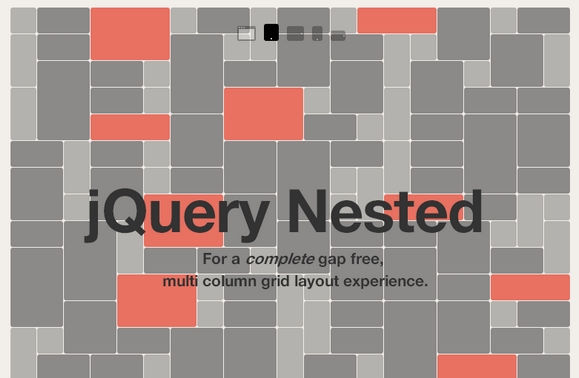 A Gap Free, Multi Column Grid Layout Experience | Best 4 Web Design