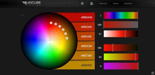 10 top colour resources
