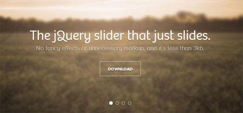 Tiny And Responsive jQuery Slider – Unslider