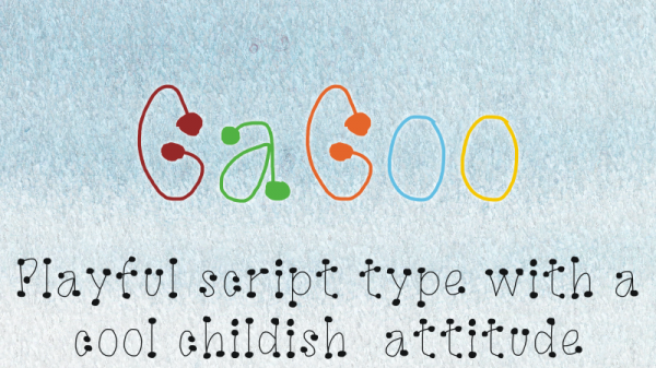 20 Gorgeous Fonts Which Are Perfect For Designers