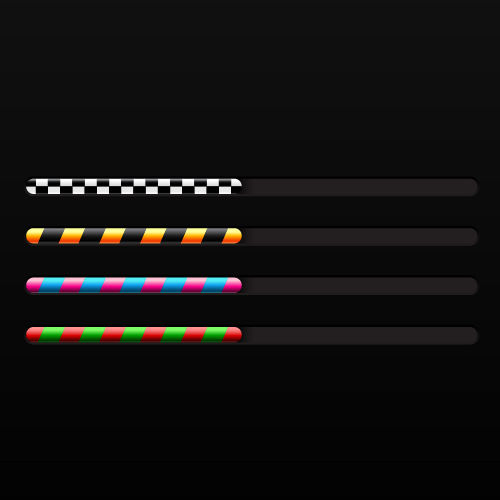 How to Create a Neat Loading Bar in Adobe Illustrator