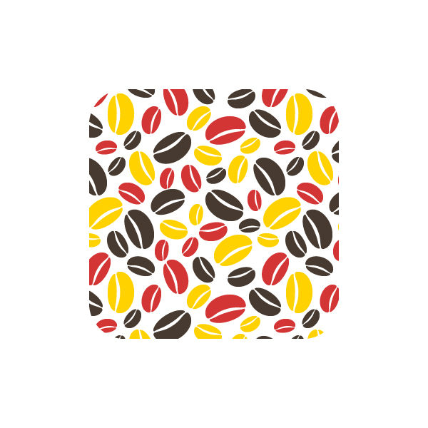 Create a Seamless Coffee Bean Pattern in Illustrator