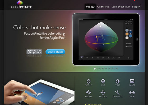 Awesome Color Palette Tools For Designers
