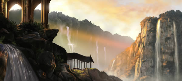 """Create a """"Middle-Earth"""" Inspired Landscape in Photoshop"""
