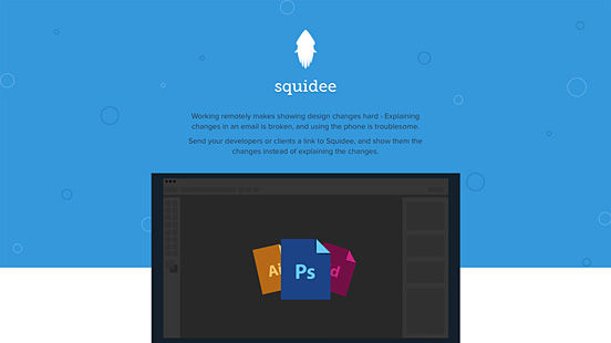 20 Awesome Websites with Flat Design