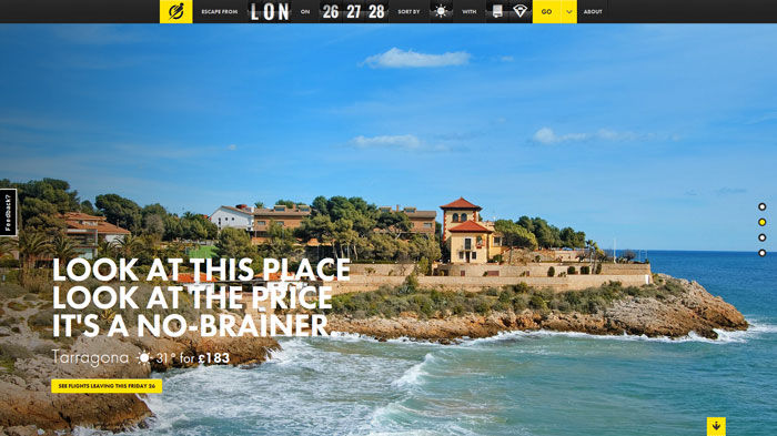 Showcase Of Websites With Beautiful And Modern Layouts