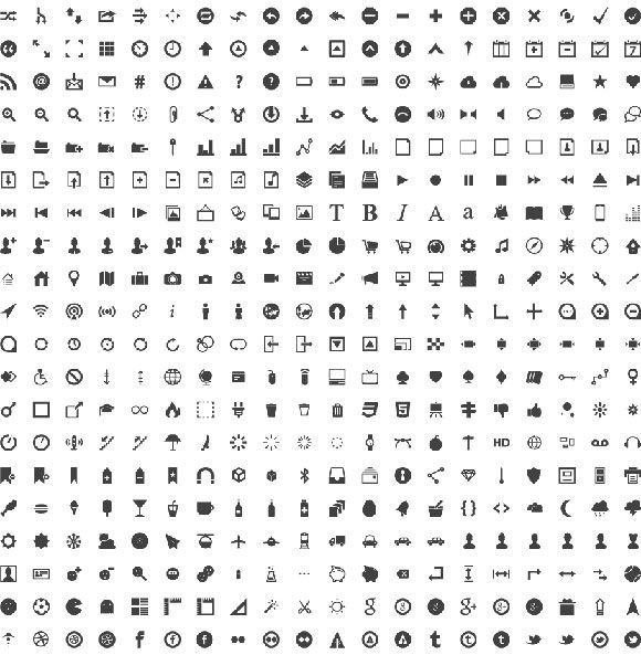 35 Free Vector Icons Packs For Your Design Needs