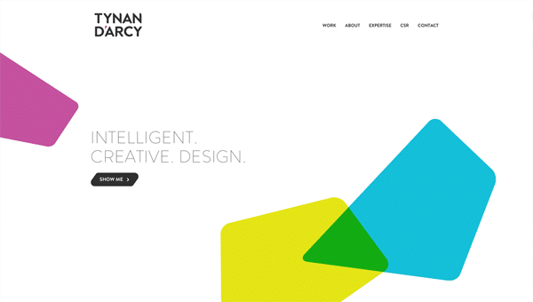 30 Fresh Examples of Flat Website Designs