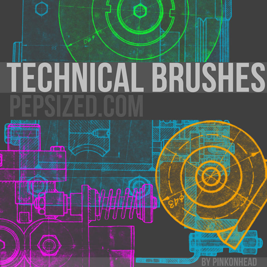 The 45 best free Photoshop brushes