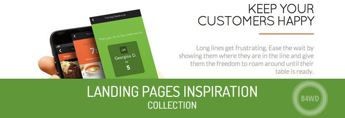 150+ Amazing landing pages to inspire you