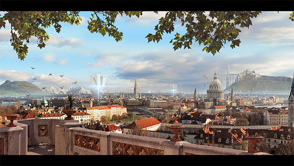 Start Your Journey Into the Imaginative World of Matte Painting