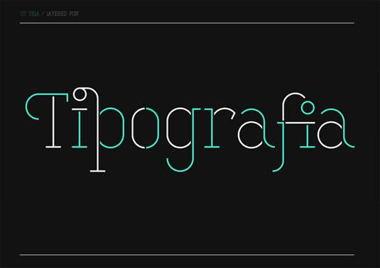 20 top free stencil fonts