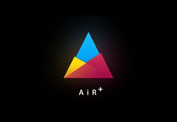 25 Amazing Triangular Logo designs