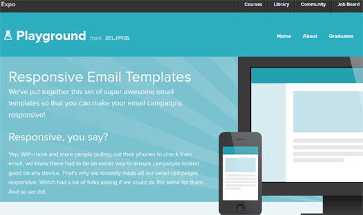 100+ Free HTML Email / Newsletter Templates