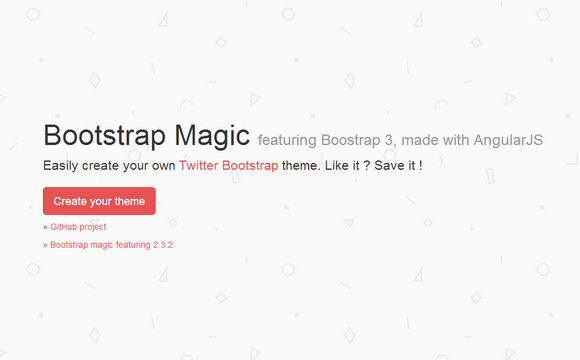 Create Your Own Bootstrap Themes
