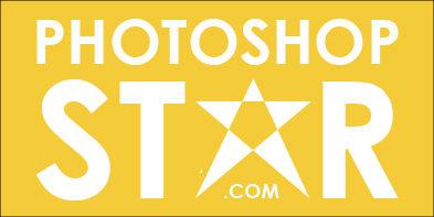 Create a Star-Shaped Logo Using Photoshop's Path Tools