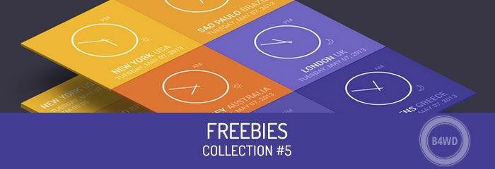Free Web Design Resources no. 5