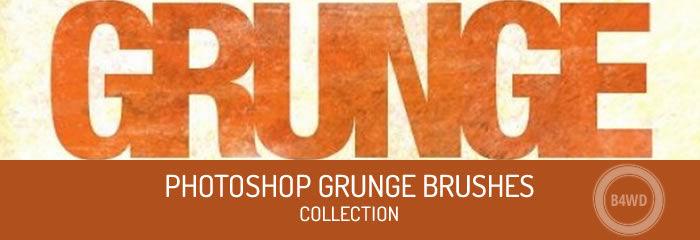 320+ Free Photoshop Grunge Brushes