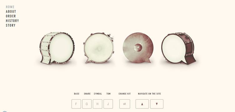25 Inspiring Single Page Parallax Scrolling Sites