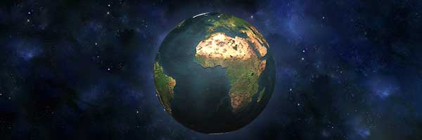 How to Create 3D Earth in Photoshop