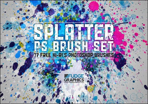 20 Free HQ Watercolor Brushes Sets