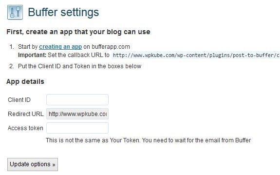How to Schedule WordPress Blog Posts with Bufferapp