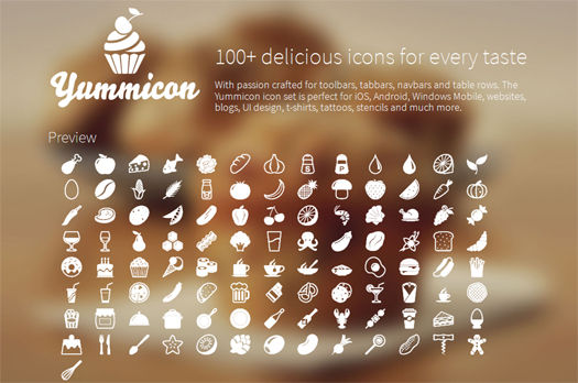 60 Free High-Quality Icons Sets