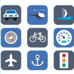 free_transport_icons_set_2