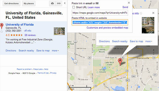 How to Add Google Maps in WordPress