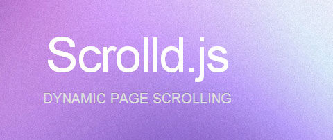 Dynamic page Scrolling for jQuery