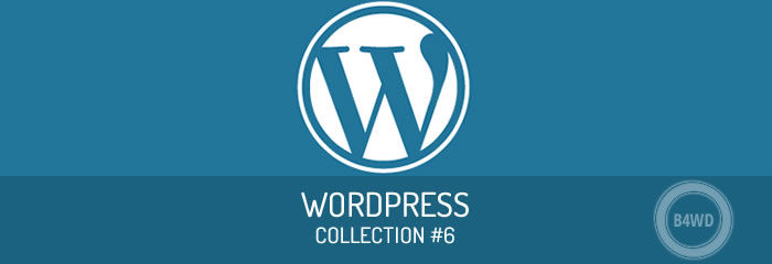 Articles and resources from WordPress community #6