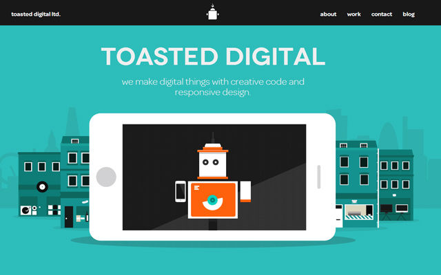 35 Single-web page web site Layouts the use of good Animation effects