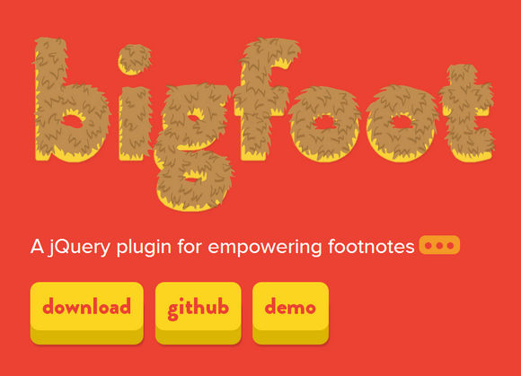 A jQuery plugin for empowering footnotes