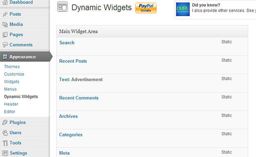 Tips on how to Set Expire Date for Widgets in WordPress
