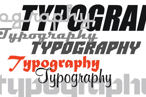 25 best possible Free Fonts for Print and net