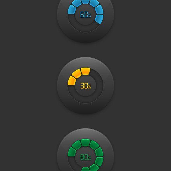Create a Radial Progress Bar in Adobe Illustrator