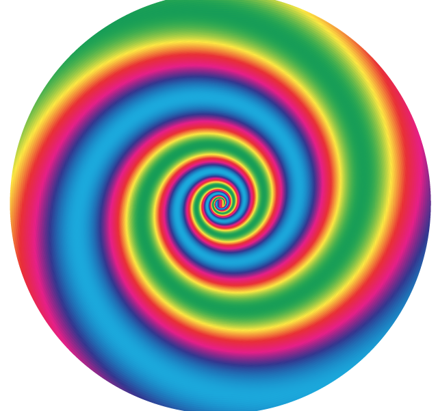 Create a Gradient Spiral using a Single Circle in Illustrator