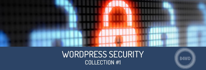 Collection of Free WordPress Security Plugins