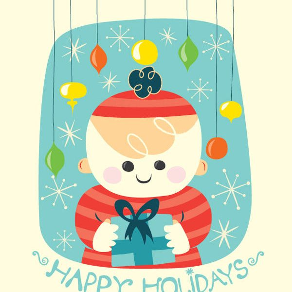 Create a Vintage-Style Christmas Card in Adobe Illustrator