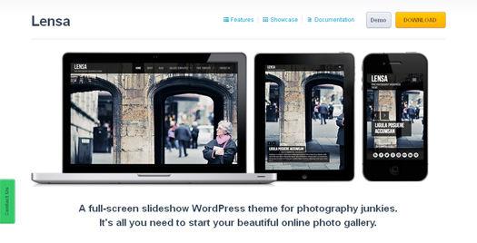 30 Free Photography WordPress Themes
