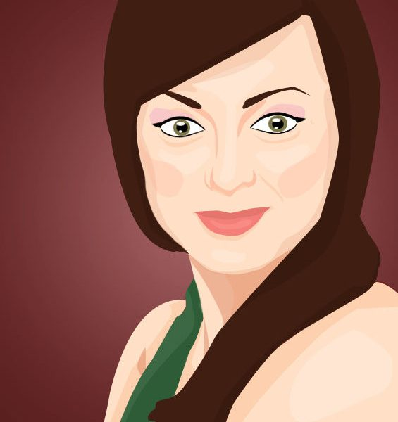 Create a Vector impressed Portrait in Photoshop