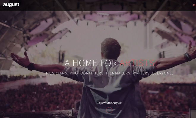 26 Examples of Fullscreen Video Backgrounds in Web Design