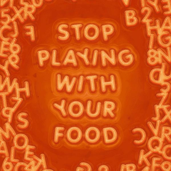 Create an Alphabetti Spaghetti Text Effect in Adobe Illustrator