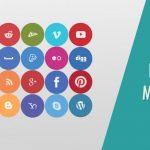 flat-circular-social-media-icons
