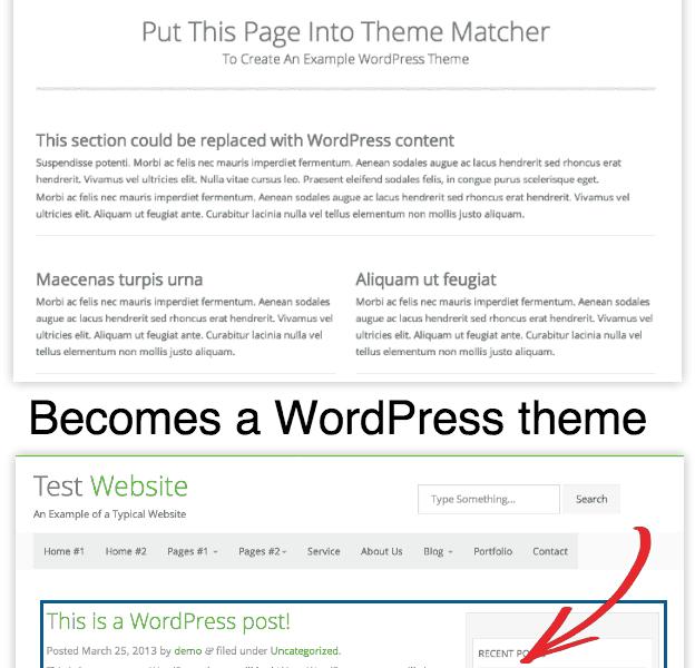 3 Ways to Clone Any Web Design Into a WordPress Theme