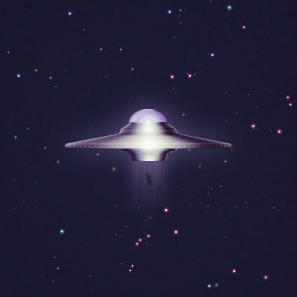 Create a Detailed, UFO Illustration in Adobe Illustrator