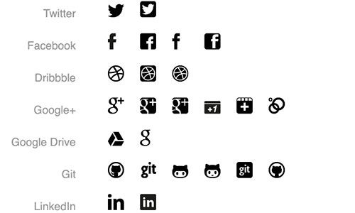 Grand assortment of Vector Icons and Pictograms for Interfaces and Responsive net Design